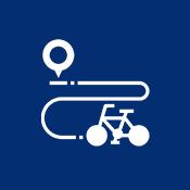 Trilhos BTT e Passeios de Bicicleta